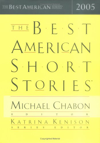 9780618423491: The Best American Short Stories 2005