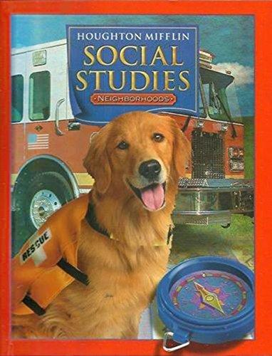 9780618423606: Houghton Mifflin Social Studies: Student Edition Level 2 Neighborhoods 2005