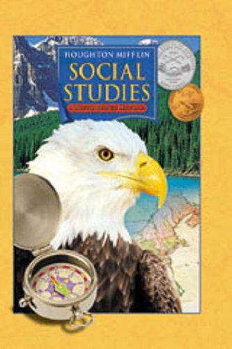 9780618423637: Houghton Mifflin Social Studies: Student Edition Level 5 US History 2005
