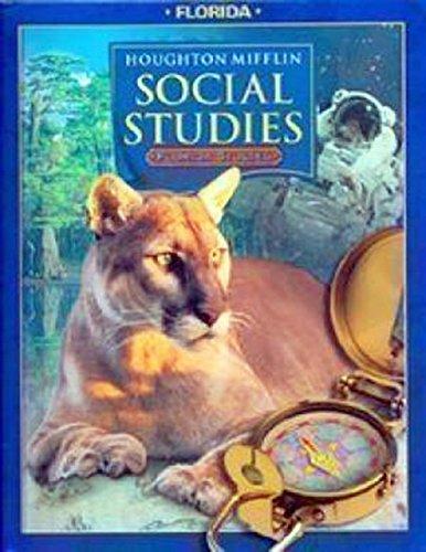 9780618423743: Houghton Mifflin Social Studies Florida: Student Edition Level 4studies Florida Studies 2006