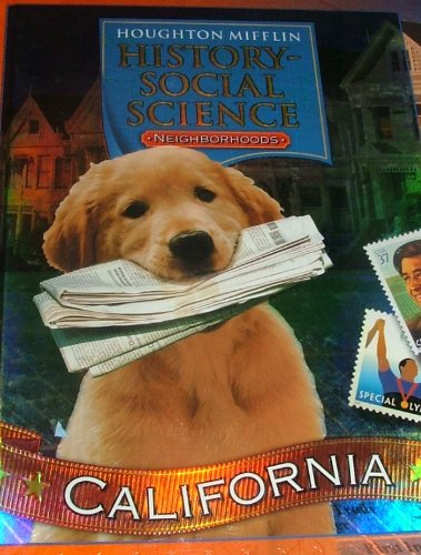 9780618423811: Neighborhoods: California Edition; Grade 2