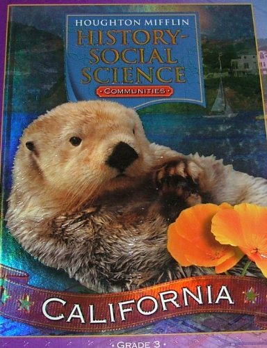 9780618423828: Houghton Mifflin Social Studies California: Student Edition Level 3 2007