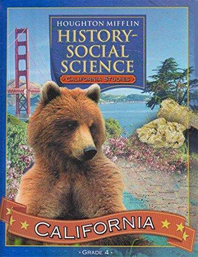9780618423927: California Studies: History-Social Science, Grade 4