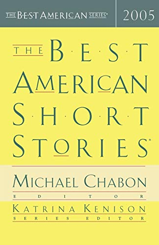 9780618427055: The Best American Short Stories 2005