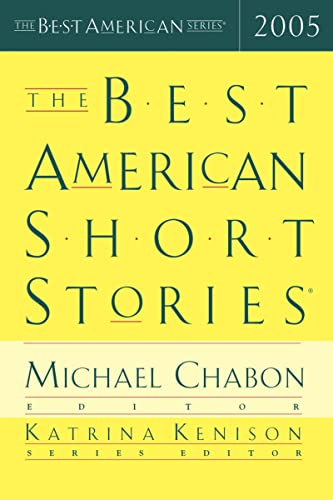 9780618427055: The Best American Short Stories 2005 (The Best American Series)