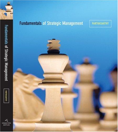 9780618427598: Fundamentals of Strategic Management
