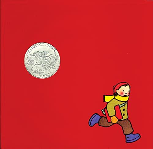 9780618428588: The Red Book (Caldecott Honor Book)