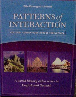 9780618428762: McDougal Littell World History: Patterns of Interaction: Patterns of Interaction Video Series (VHS)