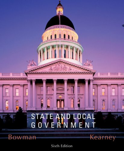 9780618429479: State and Local Government