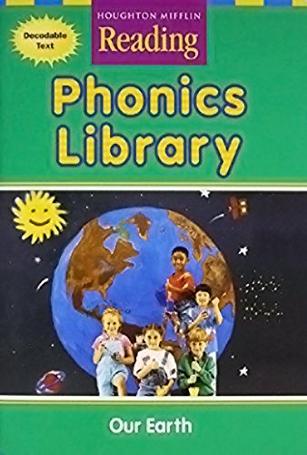 9780618431052: Reading, Phonics Library Set of 1 Grade 1: Houghton Mifflin Reading (Hm Reading 2005 2006)