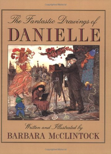 9780618432301: The Fantastic Drawings of Danielle