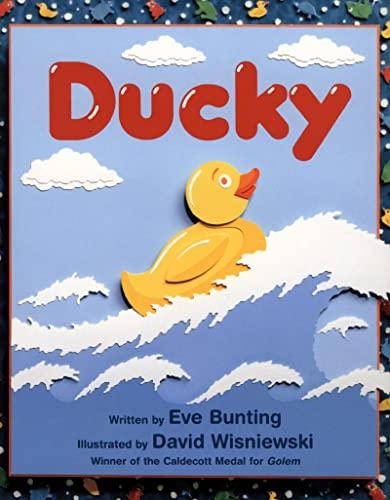 9780618432400: Ducky
