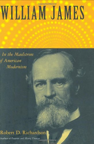 9780618433254: William James: In the Maelstrom of American Modernism
