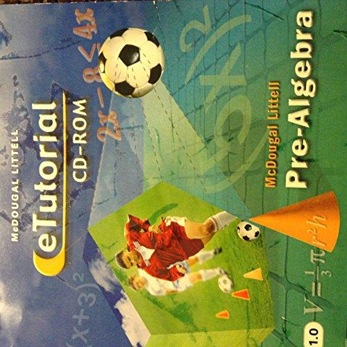 Pre-Algebra, Grades 7-8: McDougal Littell Middle School Math: Larson