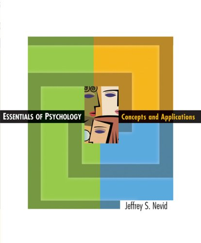 9780618434091: Essentials of Psychology: Concepts and Applications