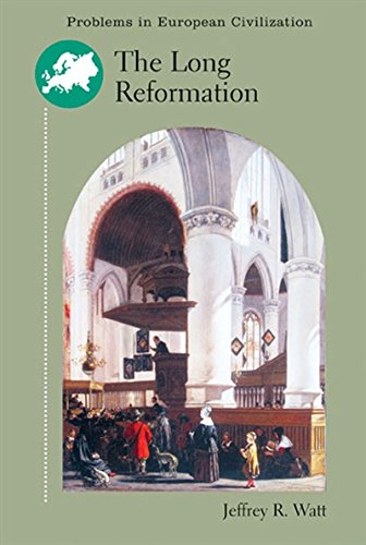 9780618435777: The Long Reformation (Problems in European Civilization)