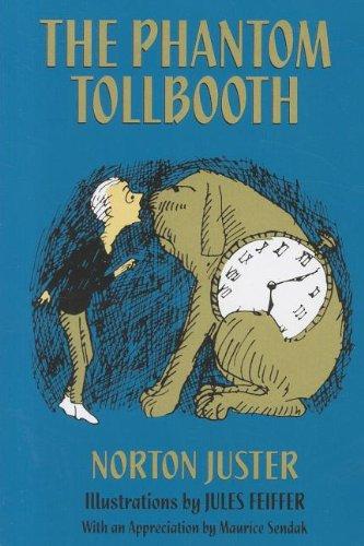 9780618436248: Houghton Mifflin Math: Literature Library Reader Grade 6: The Phantom Tollbooth