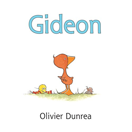 9780618436613: Gideon (Gossie & Friends)