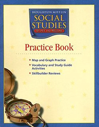 9780618438372: Houghton-mifflin Social Studies States and Regions, Level 4: Unit Resources Teacher's Book