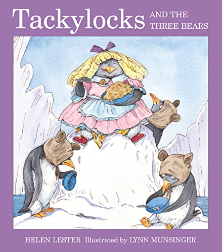9780618439539: Tackylocks and the Three Bears