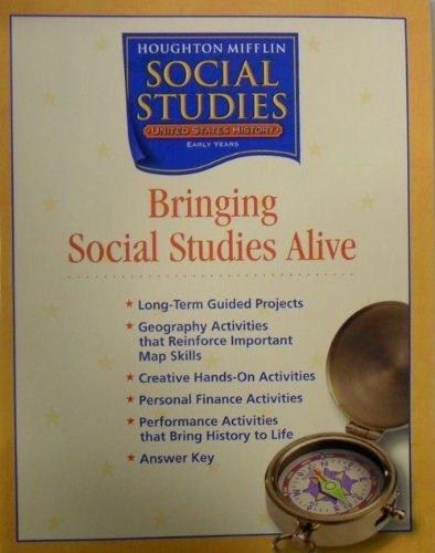 9780618441785: Houghton Mifflin Social Studies: Bringing Social Studies Alive Grade 5 US History: The Early Years