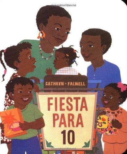Fiesta Para 10 (Spanish Edition): Falwell, Cathryn