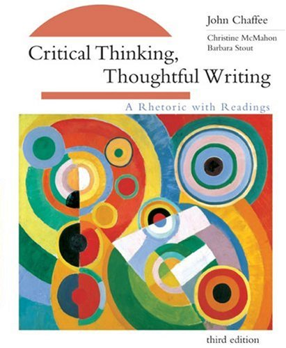 rhetoric and critical thinking Posts about critical thinking written by vanderso  source of information (416),  with implications for how rhetoric and writing construct realities.