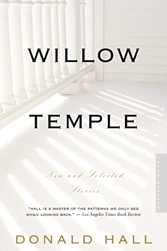 9780618446612: Willow Temple: New and Selected Stories