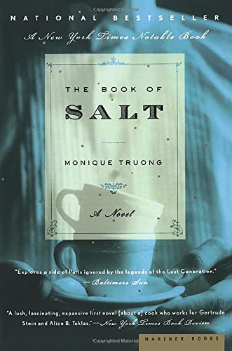 9780618446889: The Book of Salt: A Novel