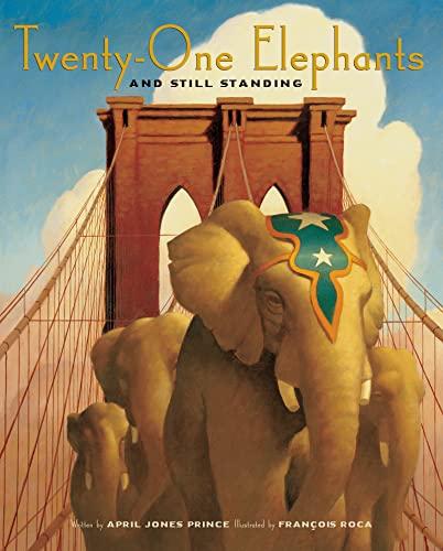 9780618448876: Twenty-One Elephants and Still Standing