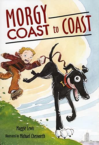 Morgy Coast to Coast: Maggie Lewis
