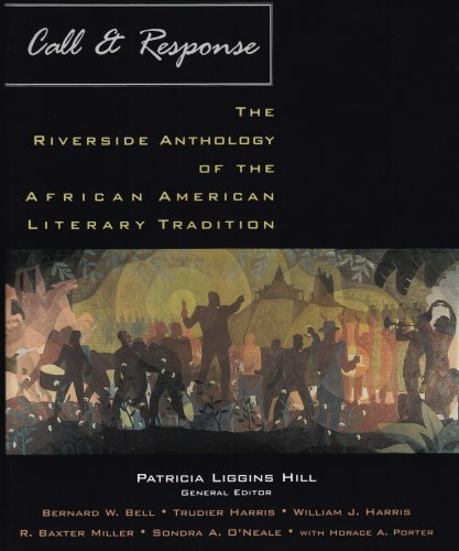 9780618449095: Call and Response: The Riverside Anthology of the African American Literary Tradition