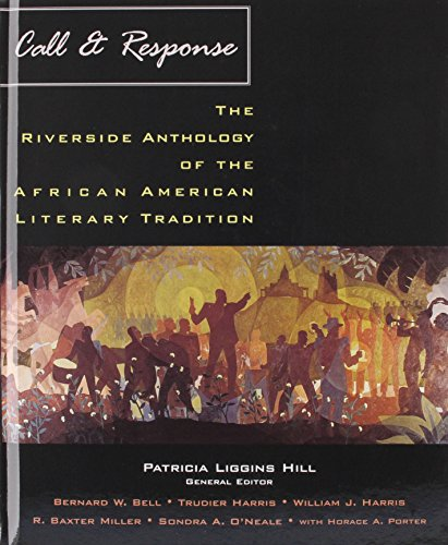 9780618451715: Call and Response: The Riverside Anthology of the African American Literary Tradition [With CDROM]