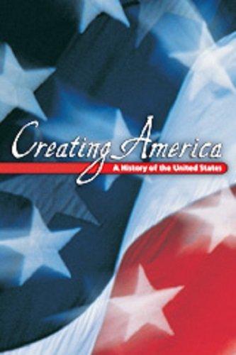 9780618451807: McDougal Littell Creating America Illinois: Constitution Test Practice Workbook Grades 6-8