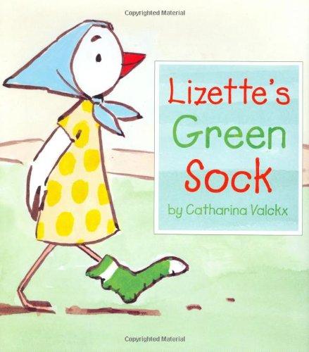 Lizette's Green Sock: Valckx, Catharina