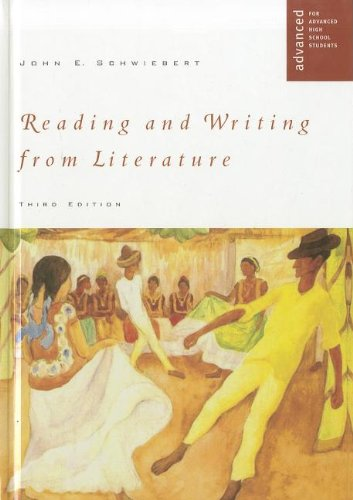 9780618454129: Reading And Writing From Literature Ap Version 3rd Edition