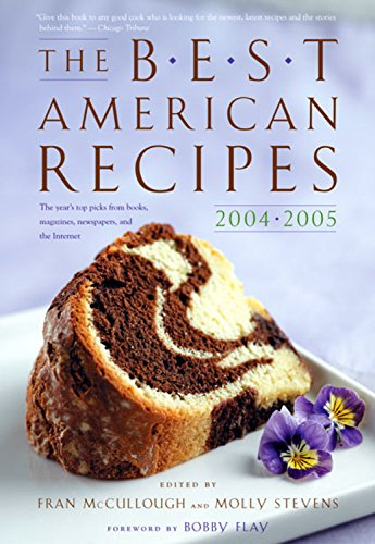 9780618455065: The Best American Recipes: The Year's Top Picks from Books, Magazines, Newspapers, and the Internet