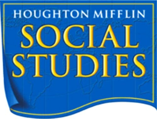 9780618457335: Houghton Mifflin Social Studies: Lesson Planner & Teacher Resource CD-ROM Grade 4 States and Regions