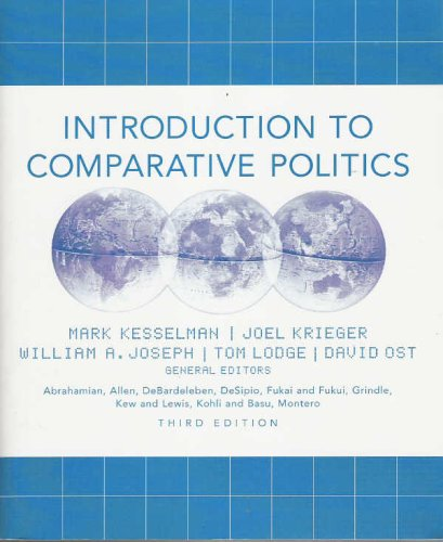 9780618458035: Introduction to Comparative Politics!