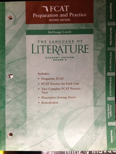 McDougal Littell Language of Literature Florida: FCAT: MCDOUGAL LITTEL