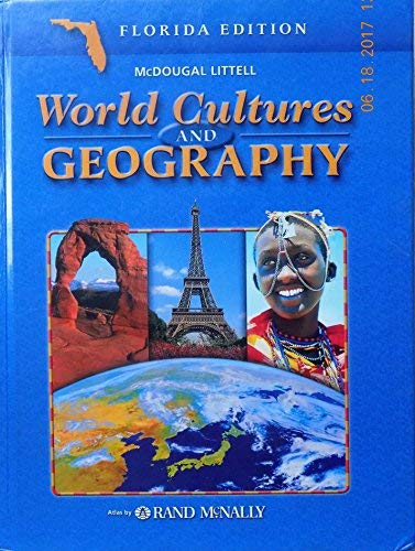 9780618462070: McDougal Littell World Cultures and Geography (Florida Edition)