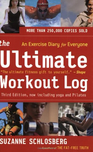 9780618466498: The Ultimate Workout Log: An Exercise Diary for Everyone