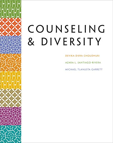9780618470365: Counselling and Diversity: Student Text (Counseling Diverse Populations)