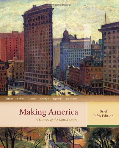 9780618471393: Making America: A History of the United States, Brief (Available Titles CourseMate)
