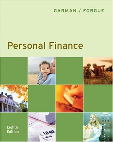 9780618471423: Personal Finance