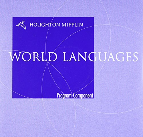 9780618471539: World Languages: Program Component : Como Se Dice.?