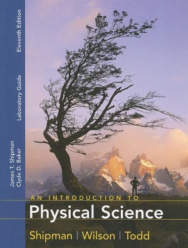 9780618472352: An Introduction to Physical Science, Lab. Manual