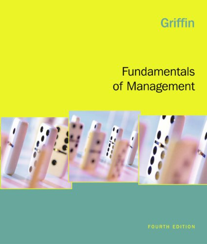 9780618472420: Fundamentals of Management, Fourth Edition