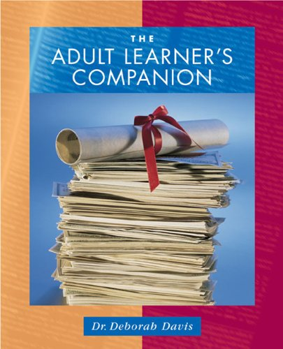 9780618474660: Adult Learner' s Companion