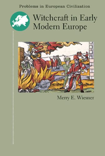 9780618474806: Witchcraft in Early Modern Europe (Problems in European Civilization (DC Heath))